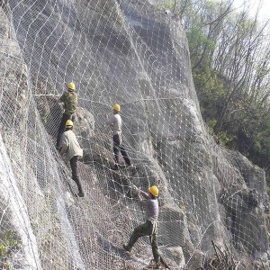 rotsstorting Netting
