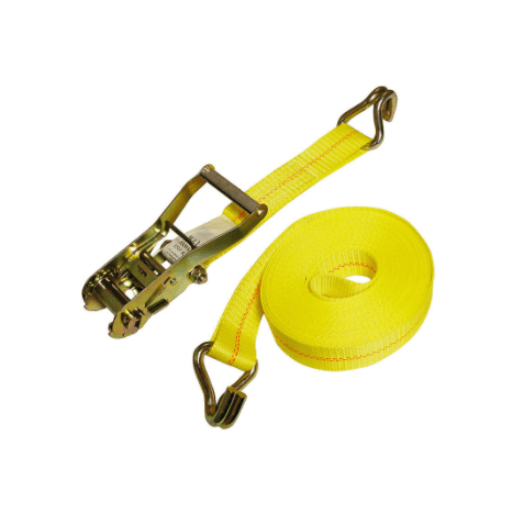 Pre_Painted Steel High Test Chain - tie down load binder 1500kg – Thunder