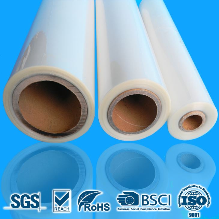 Renewable Design for Laminated Film Roll -