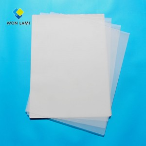 A3 303×426mm 75mic 80mic 100mic 125mic 150mic 250mic Anti-UV  laminating pouches
