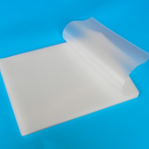 "11-12""×17-12"" inch  5mil clear laminating pouches"
