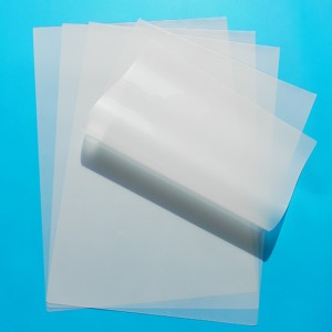 Business card size 57×95mm 2-14 ×3-34 inch inch 3mil 5mil 7mil Anti-UV laminating pouches