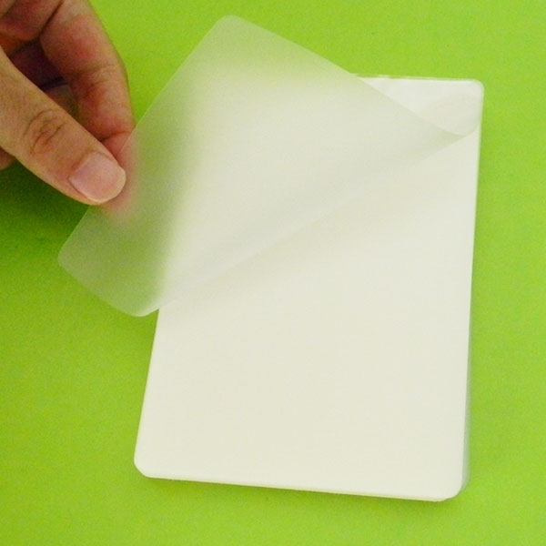 Cheapest Price Matte Cold Lamination Pvc Film -