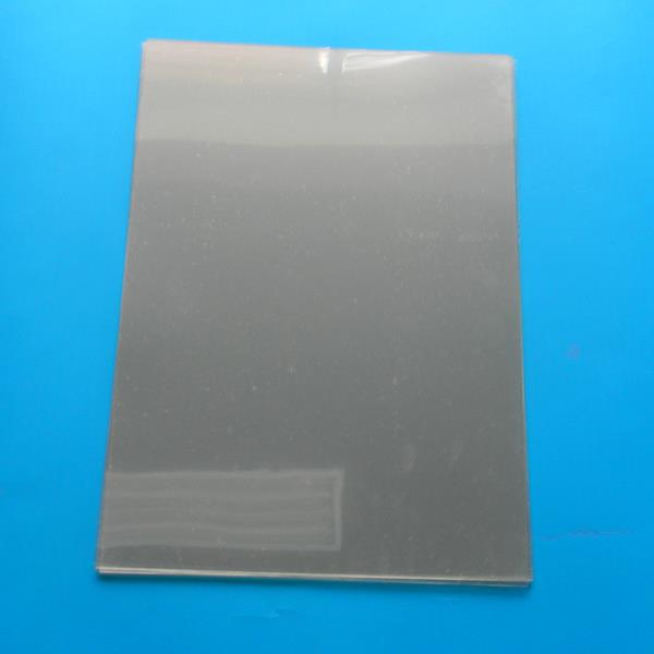 High Performance Transparent Conductive Film -