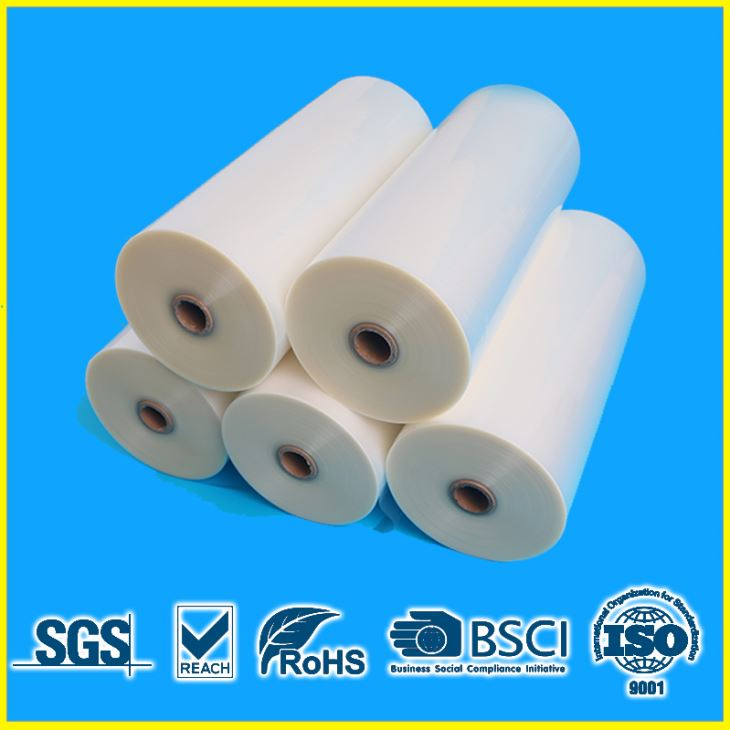 China OEM Aluminium Laminated Plastic Film Roll -