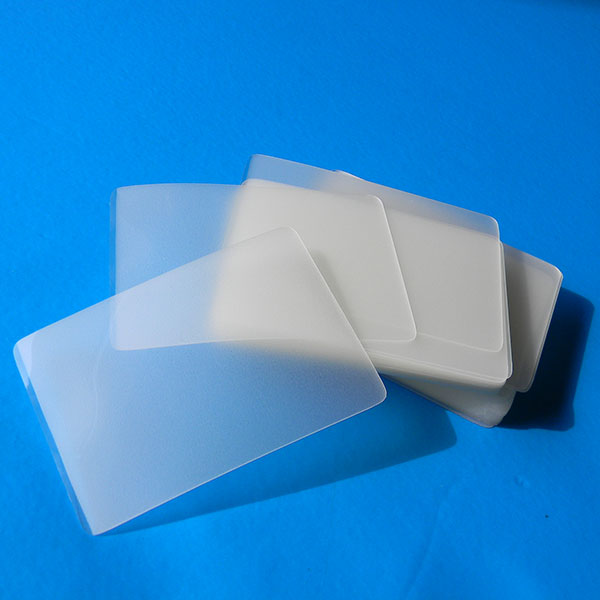 China New Product Double Sided Laminated Film -