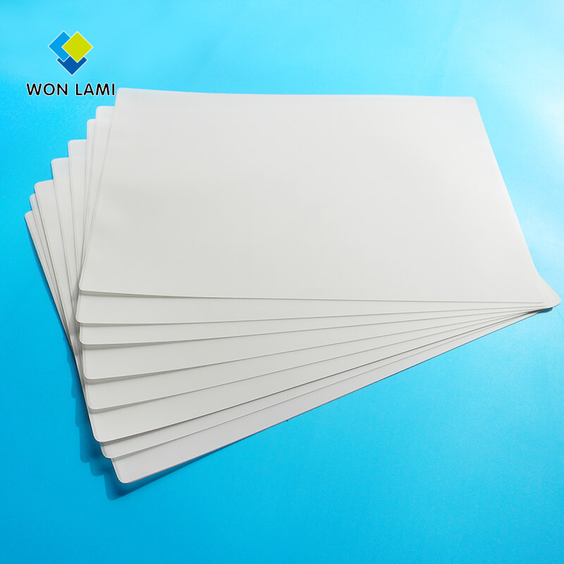 Top Quality Scratch Resistant Thermal Laminating Film -