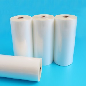 "Width 625mm  length 500m 3""core size matte clear laminate film roll"