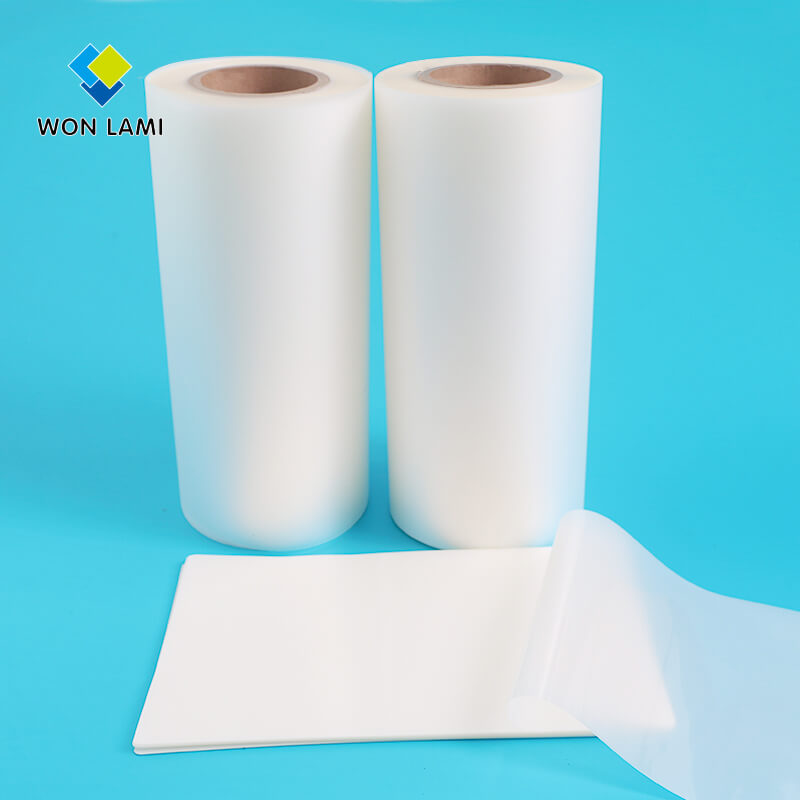 Europe style for Glitter Cold Lamination Film -