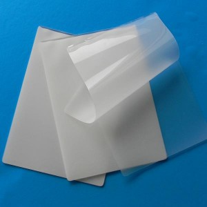 Low price for Pet Eva Clear Lamination Film -