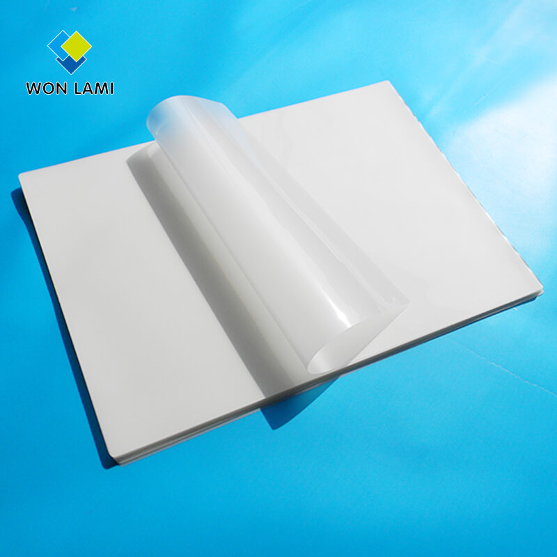 One of Hottest for Soft Touch Lamination Film -