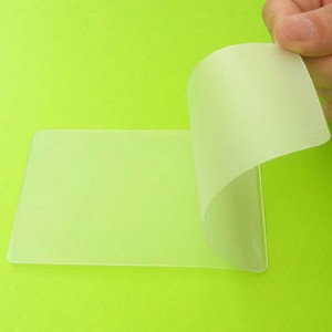 OEM manufacturer Crystal Clear Laminating Film -