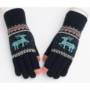 Online Exporter Hip Hop Hat - Customize Acrylic Touch Screen Gloves blank knitted touch gloves  – Worldlink