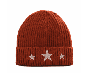 factory customized All Over Printed Bucket Hat - Customized Design of Embroidery Star Mark Knitted Cap – Worldlink