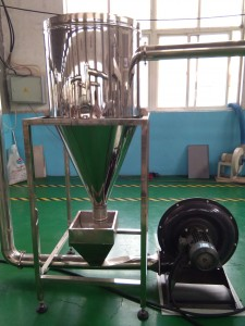 WPC granulating machine