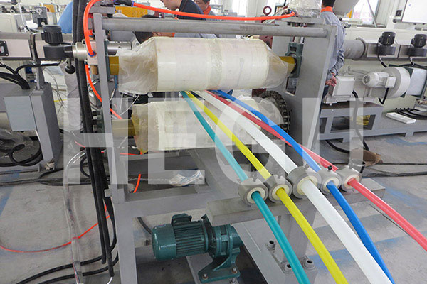 Special Price For Hdpe Pp Pvc Double Wall Corrugated Pipe Machine China Qingdao Hegu Wood Plastic