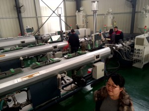 PE pipe machine (30)