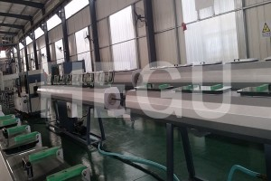 PE PP PPR pipe machine  PE water pipe making machine