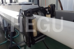 315-630mm PP Pipe extrusion machine