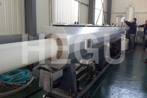 110-450mm PP Pipe production line