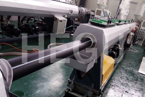 20-110mm PE pipe extrusion line