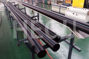75-250mm PE pipe extrusion line