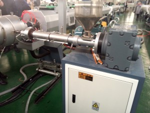 PP PE PPR pipe machine-SJ30 extruder