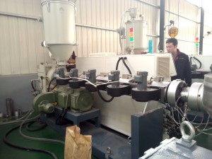 PP PE PPR pipe machine-extruder