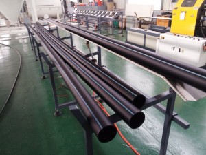 PP PE PPR pipe machine-stacker