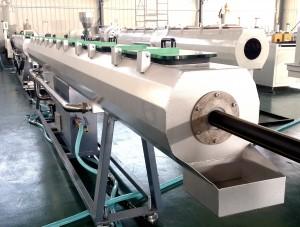 PP PE PPR pipe machine-water tank