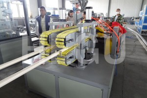Super Lowest Price Automation Compact Structure Used Pvc Upvc Pipe Making Machine