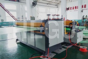 Plastic sheet machine  Auxiliary machines for the PP hollow profile sheet machine