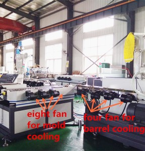 corrugated pipe production line_副本