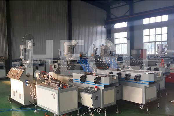 Corrugated pipe machine  single wall corrugated pipe machine Featured Image