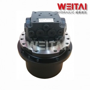 New Delivery for Crane Long Travel Motor -