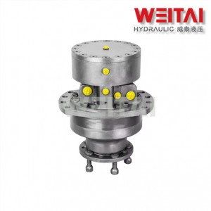 2019 wholesale price China Poclain Hydraulic Ms05/Mse05 Piston Motor for Cat Komatsu Bobcat Loader Roller