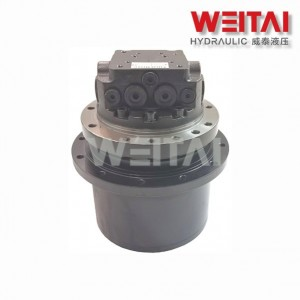 Factory Free sample Takeuchi Final Drive -