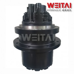 High Quality Travel Motor Gearbox -