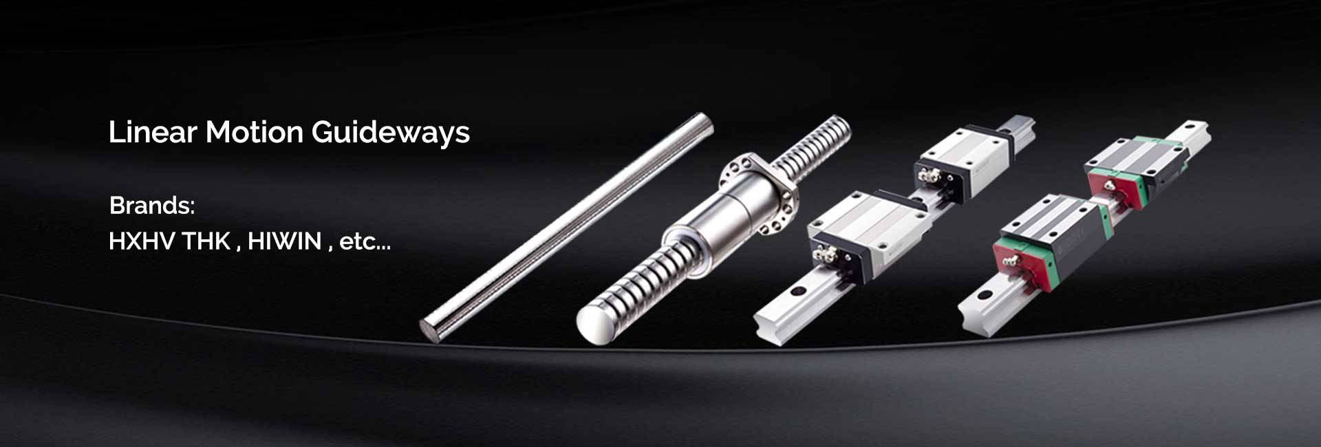 THK HIWIN LINEAR GUIDE - HXHV BEARINGS