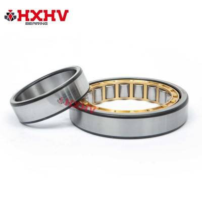 NU214ECM HXHV Single Row Cylindrical Roller Bearing