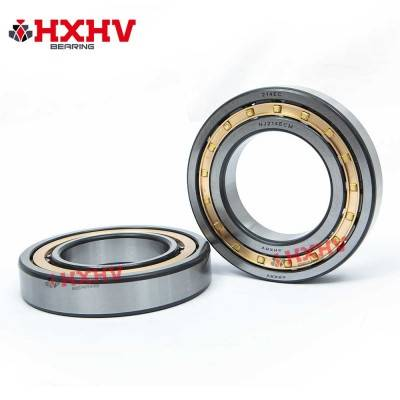 NJ214ECM HXHV Single Row Cylindrical Roller Bearing