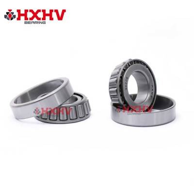 30206 HXHV Single Row Tapered Roller Bearing
