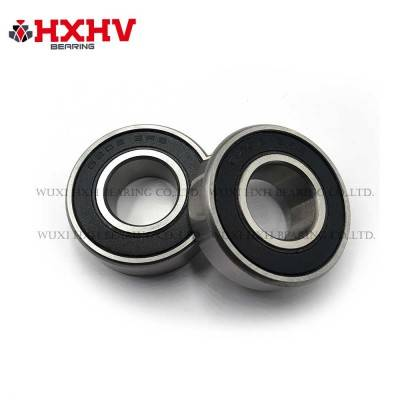 6202-2RS dengan ukuran 15x35x11 mm - HXHV Deep Groove Ball Bearing
