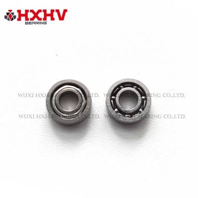 682 with open style and crown retainer – HXHV Deep Groove Ball Bearing