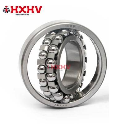 Self-Menyelaraskan Ball Bearing