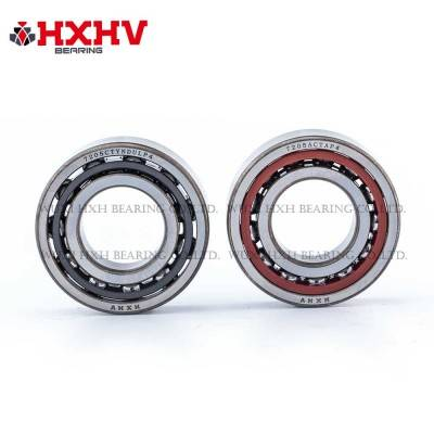 7205CTYNDULP4 & 7205ACTAP4 – HXHV Angular Contact Bearing
