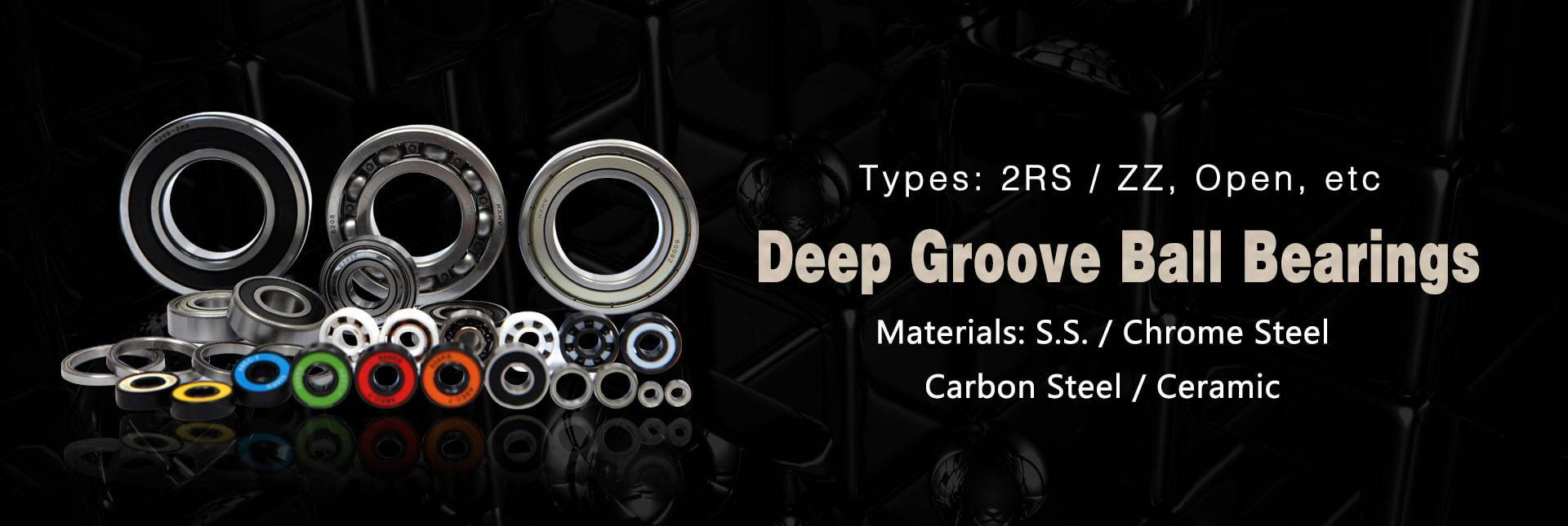 HXHV Deep groove ball bearings