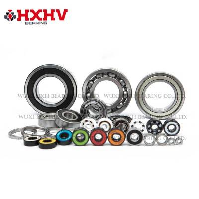 Catalog – HXHV Deep Groove Ball Bearing