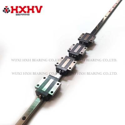EGW15CA – HXHV Linear Motion Guideways