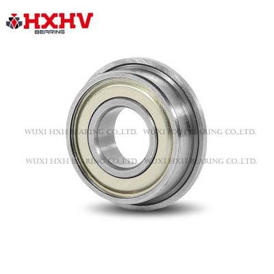F685ZZ Flanged stainless steel miniature bearing 5x11x3mm